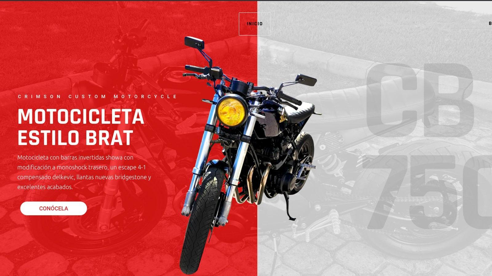 Crimson Motorcycles